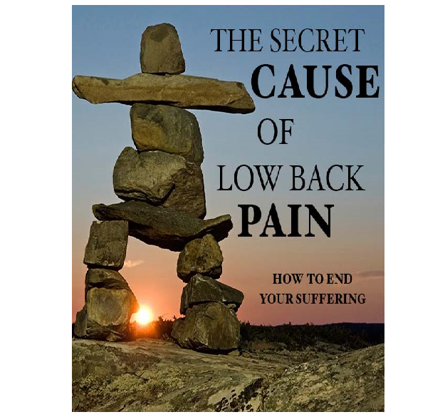 The Secret Cause of Low Back Pain