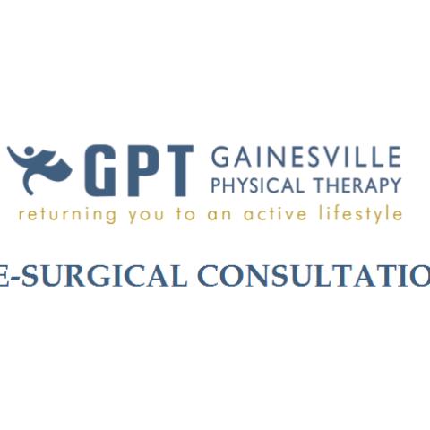 Pre-fixation Surgery Consultation